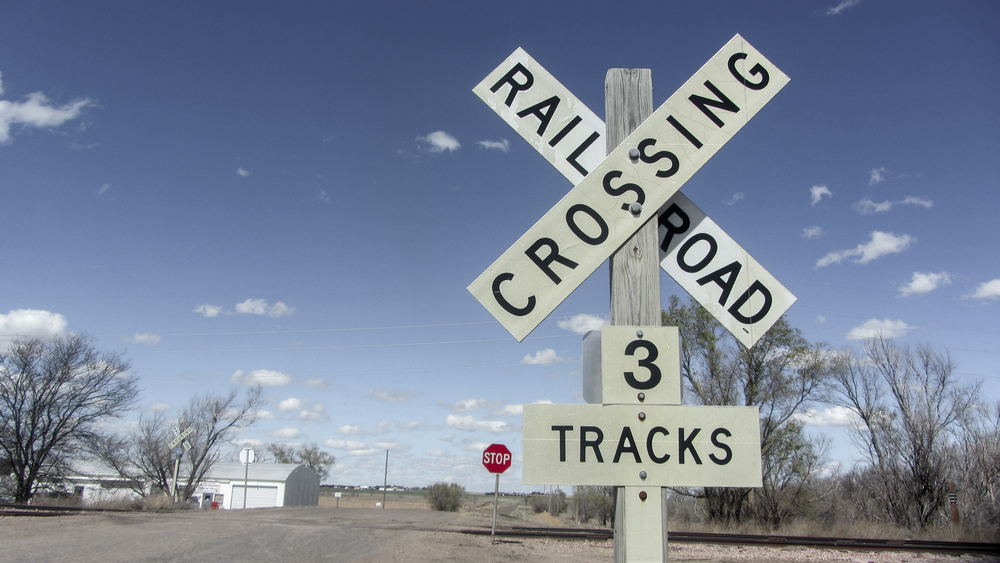 One of my alltime favorites: the railroad junction! Here in Colby, Kansas