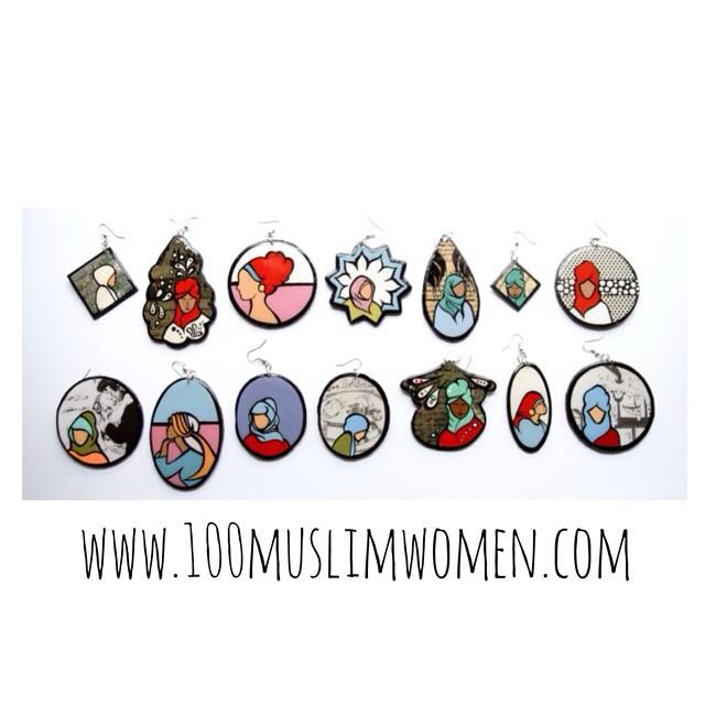 Check it out! #100muslimwomen #muslim #hijabi #islam #interactiveislam #muhajaba #muslim #americanmuslim