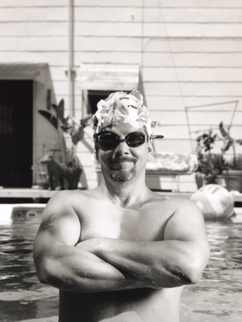 this is the Chef enjoyin some swim time, when he finishes he'll post some more classes.....