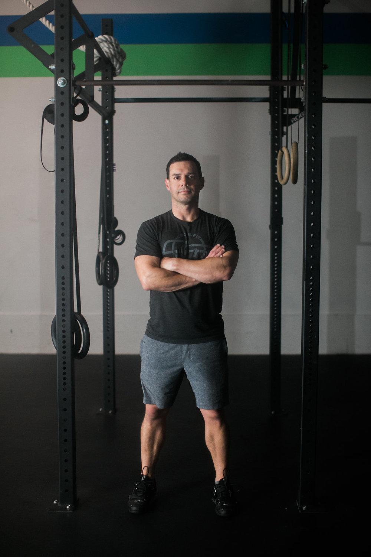 Dan Benson CrossFit Reanimated Virginia Beach