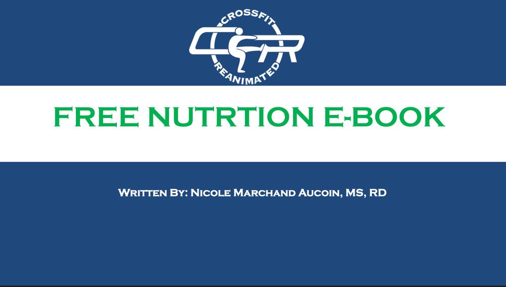 Nutriton Ebook