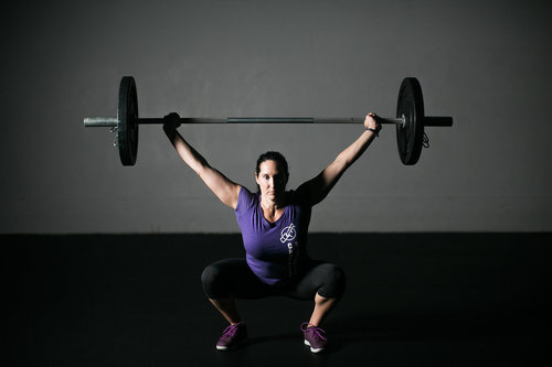 CrossFit Reanimated - Crossfit Coach and Instructor - Michelle in Virginia Beach VA.jpg