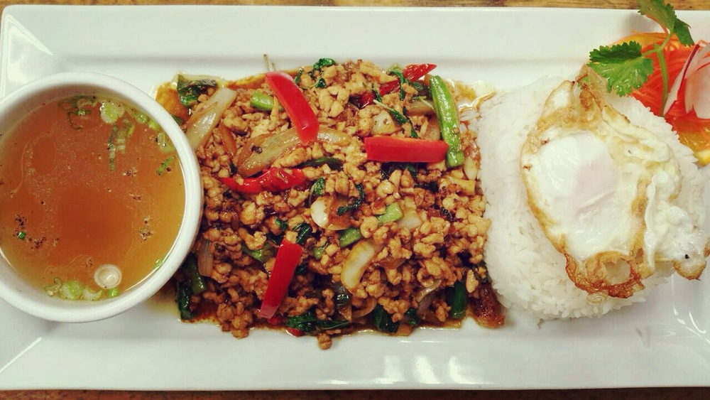 Special 1 :  HOLY BASIL CHICKEN