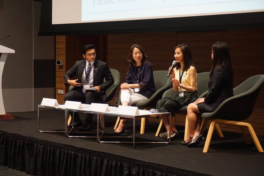 Parents' Day Panel Discussions invite students, alumni, and faculty members to share about SMU and answer your questions