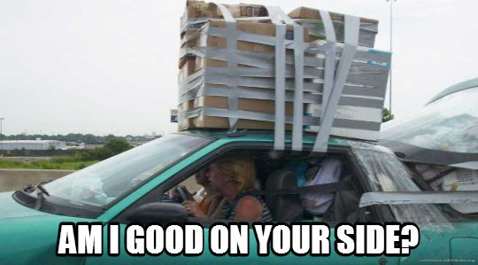 20 Thoughts You Have on Moving Day