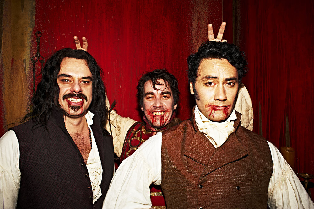 "still from ""What We Do In The Shadows"" 2014"