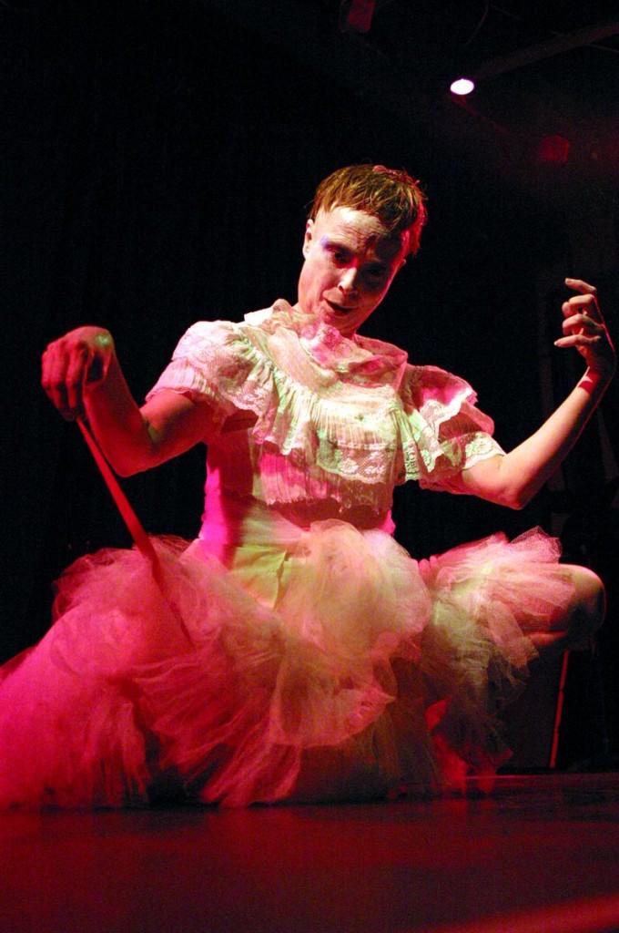 JulieBecton Gilliam - Julie Becton Gillum/Legacy Butoh presents