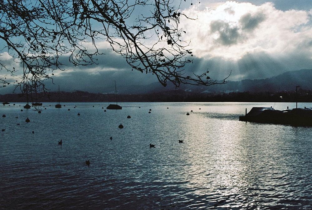 Lake Leman, Switzerland (2013)