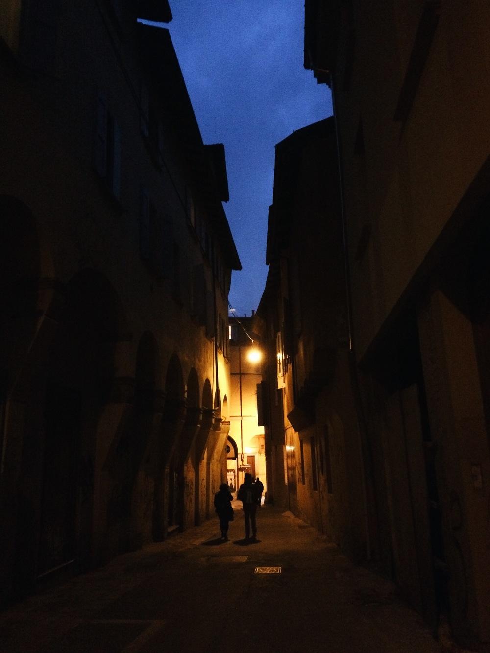 Bologna, Italy (2015)