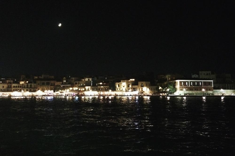 Chania, Crete island, Greece (2015)
