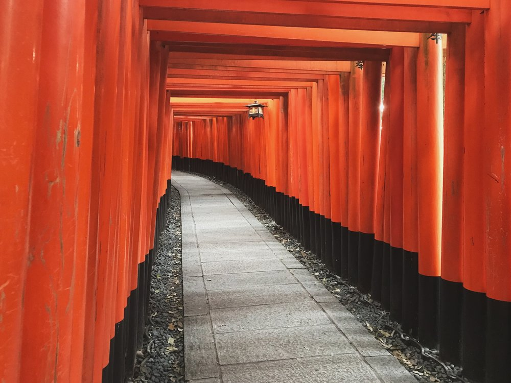 Kyoto, Japan (2017)