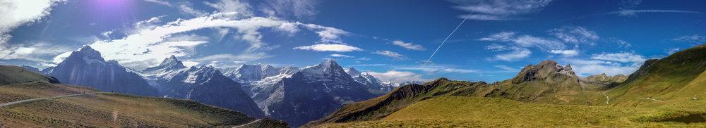 First - Bachalpsee, Switzerland (2014)