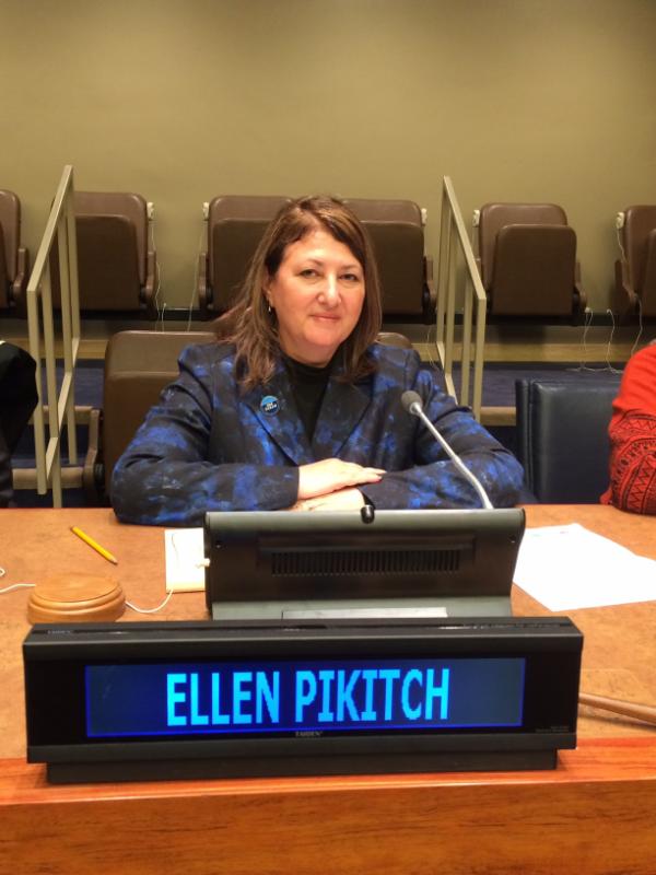 Prof. Ellen Pikitch