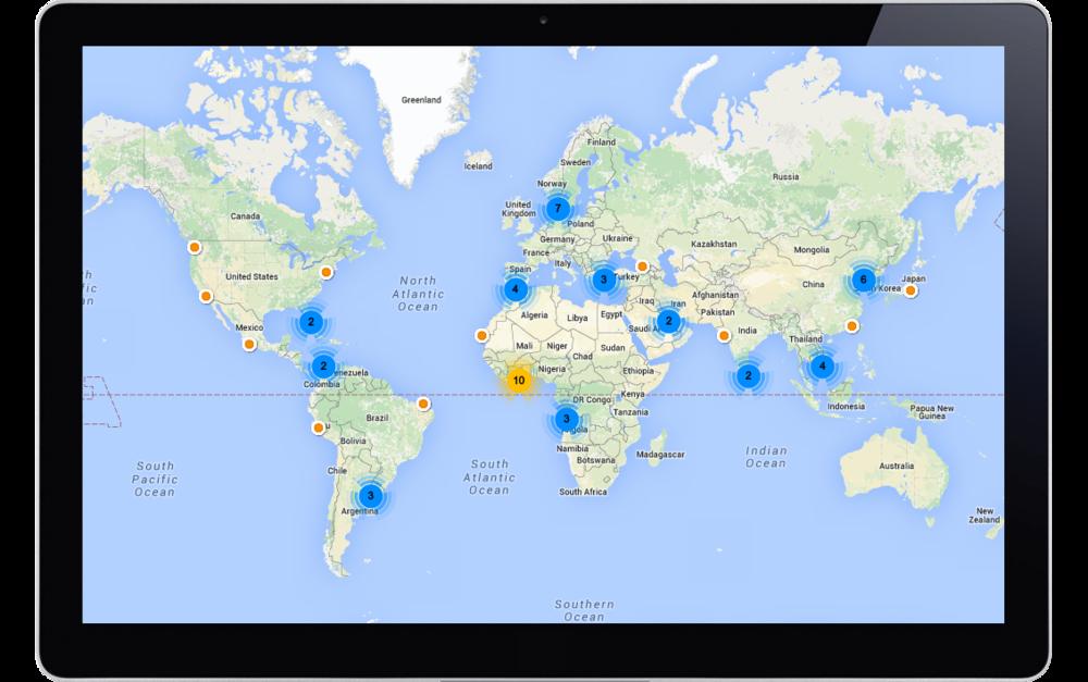 APM Terminals' global portfolio - from eeSea.com