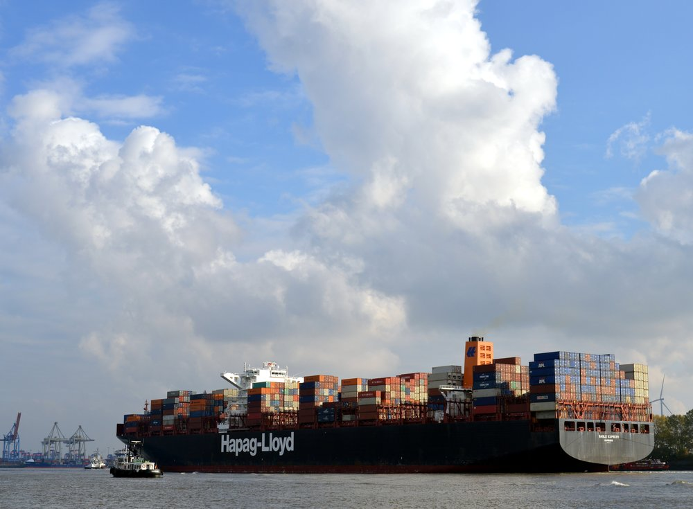 Hapag-Lloyd has been one of the more transparent members of THE Alliance.