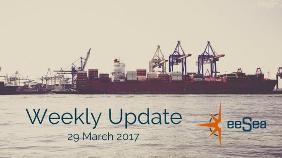 eeSea Weekly Update