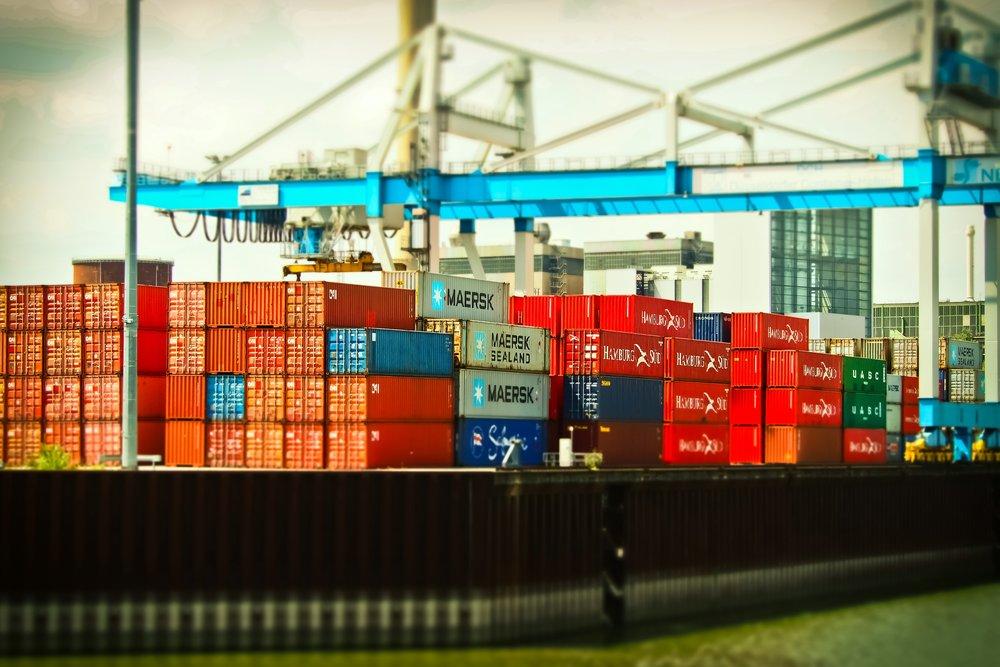 Maersk Hamburg Süd Acquisition
