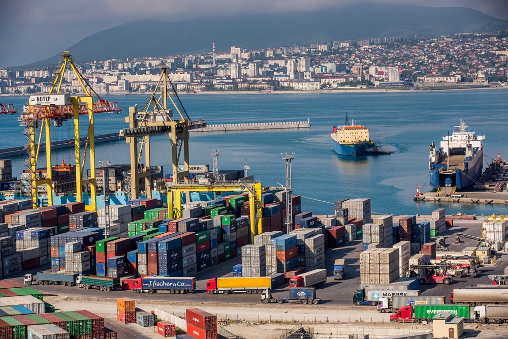 Ports Environmental Progress in the Shipping Industry
