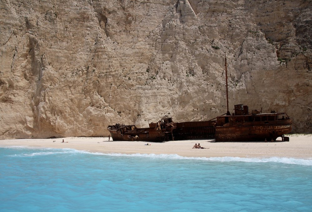 Major ship owners are still scrapping their ships on beaches.