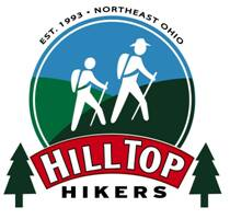 Hilltop Hikers logo