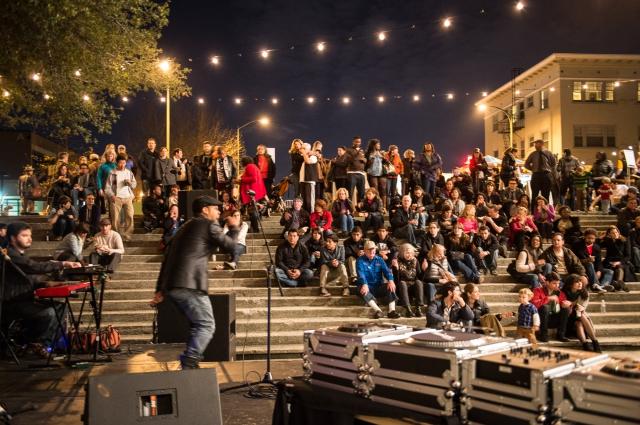 Friday Nights @ OMCA-photo credit:sf.funcheap.com