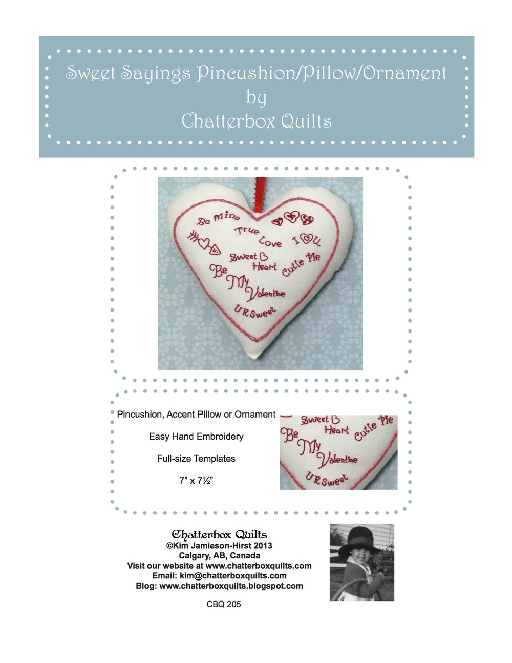 sweet sayings chatterbox quilts