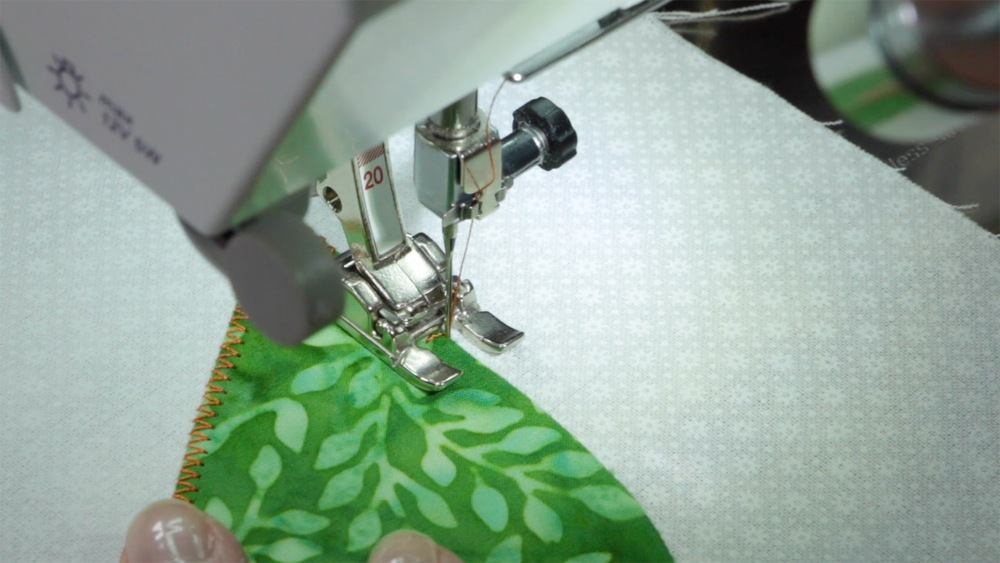 Enrol in Essential Guide to Fusible Web Appliqué to learn how to do this fast technique.