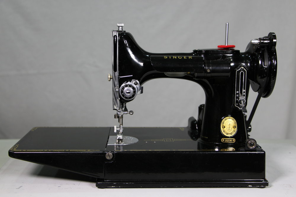 What Should You Pay for a Vintage Sewing Machine — Chatterbox Quilts 775b797c697f