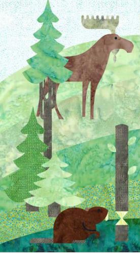 Block 2 - Moose and Beaver