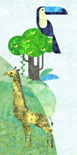 Block 4 - Toucan and Giraffe