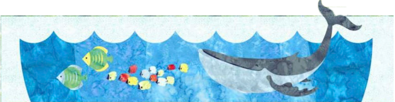 Block 5 - Whale and Fish