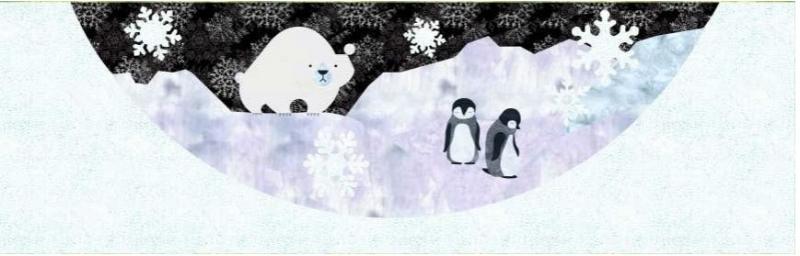 Block 6 - Polar Bear and Penguins