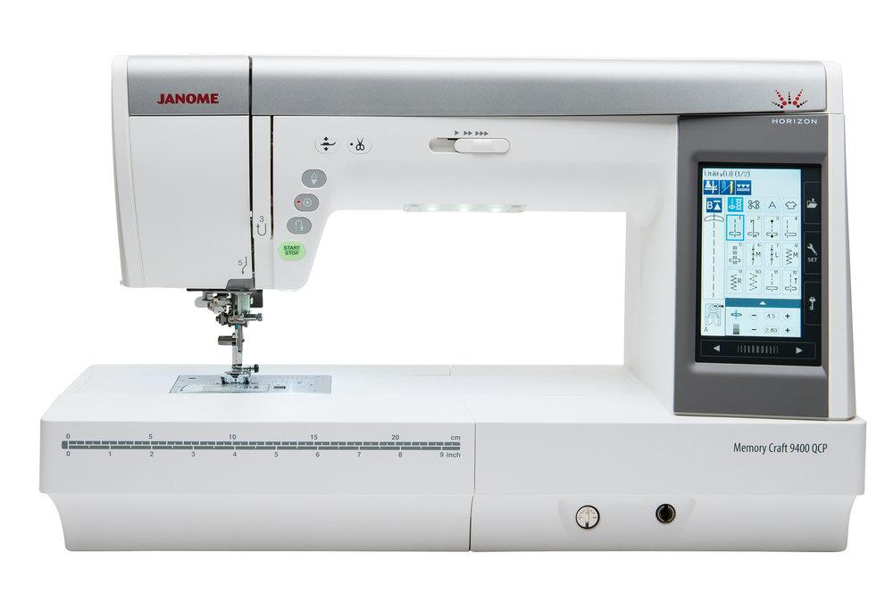 Janome Horizon Memory Craft 9400 QCP