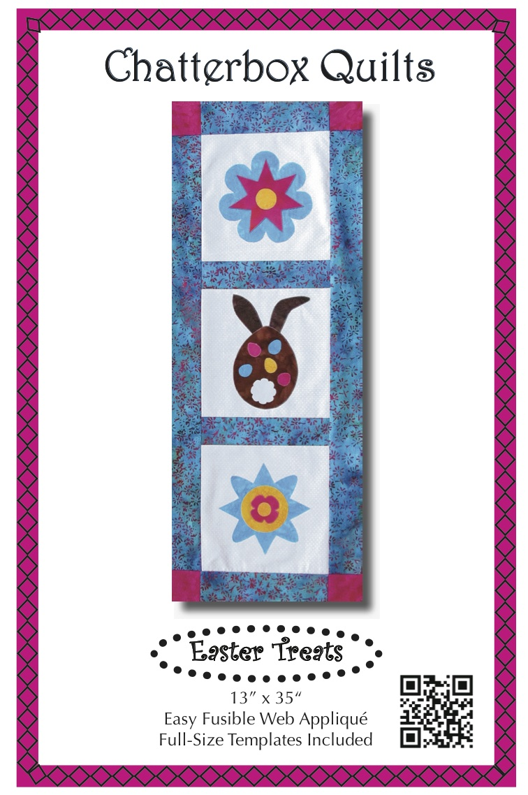Easter Treats by Chatterbox Quilts