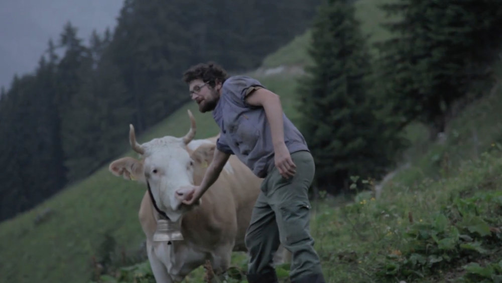 Hermes Baby «z'Bärg» Soundtrack zu Dokumentarfilm von Julia Tal