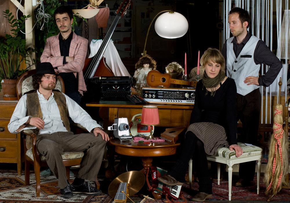 Hermes Baby band photo 2010