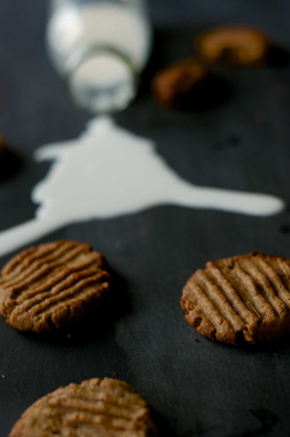 Peanut Butter Cookie With Banana Ice Cream - Kitchen Hoopla