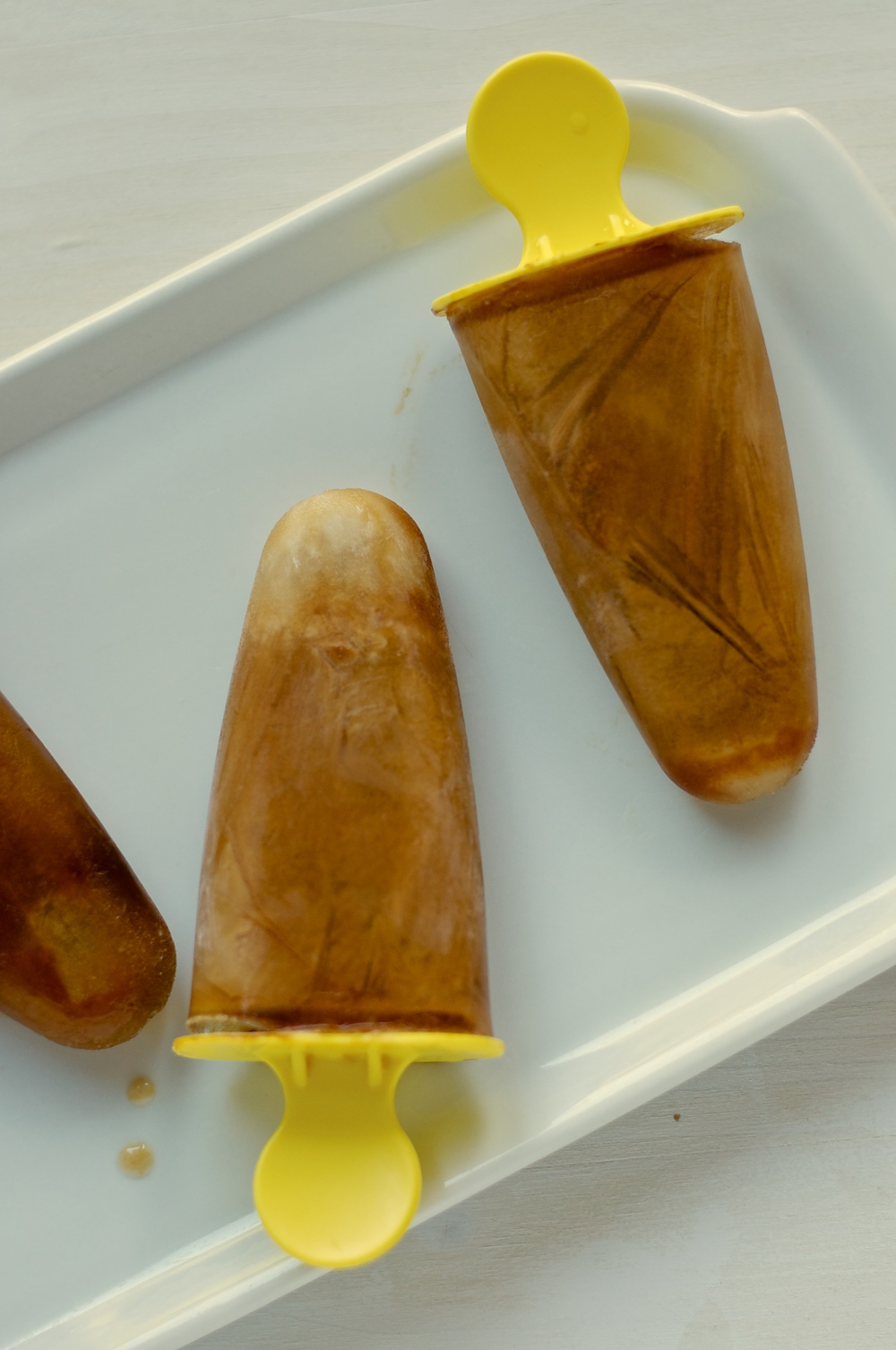 Iced Coffee Popsicles (Vegan) - Kitchen Hoopla
