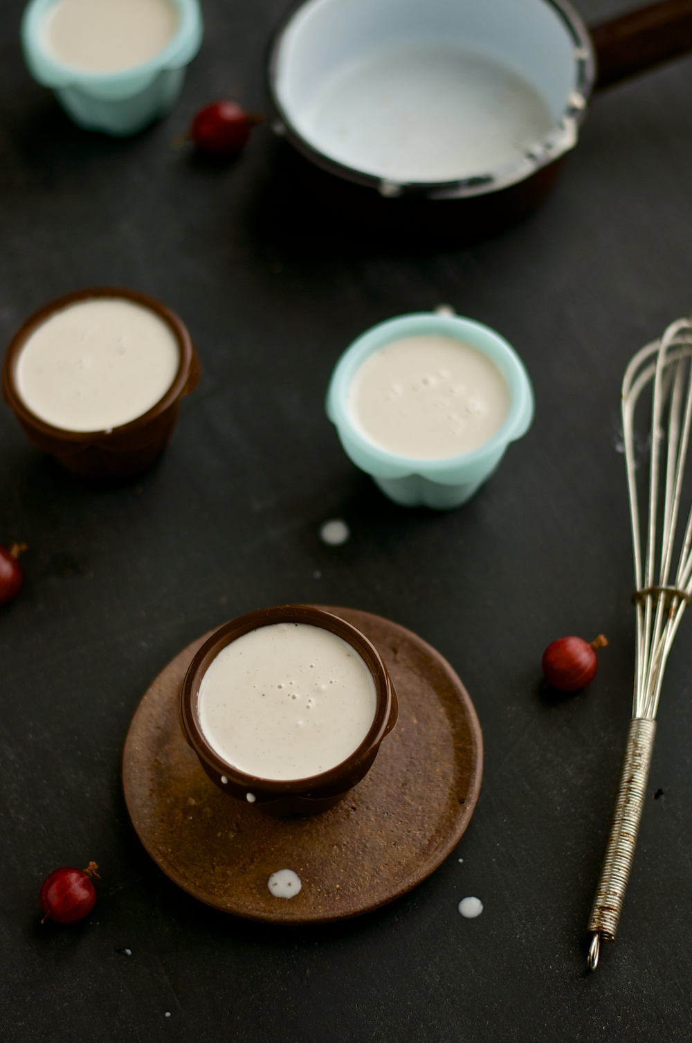Coconut Panna Cotta - Kitchen Hoopla