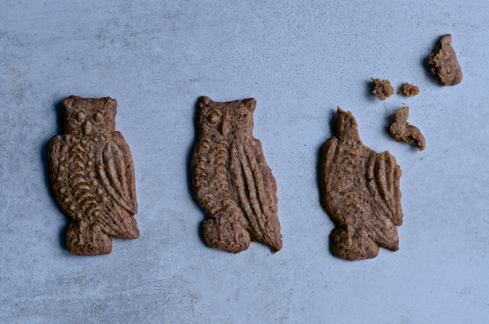 Speculatius Cookies - Kitchen Hoopla