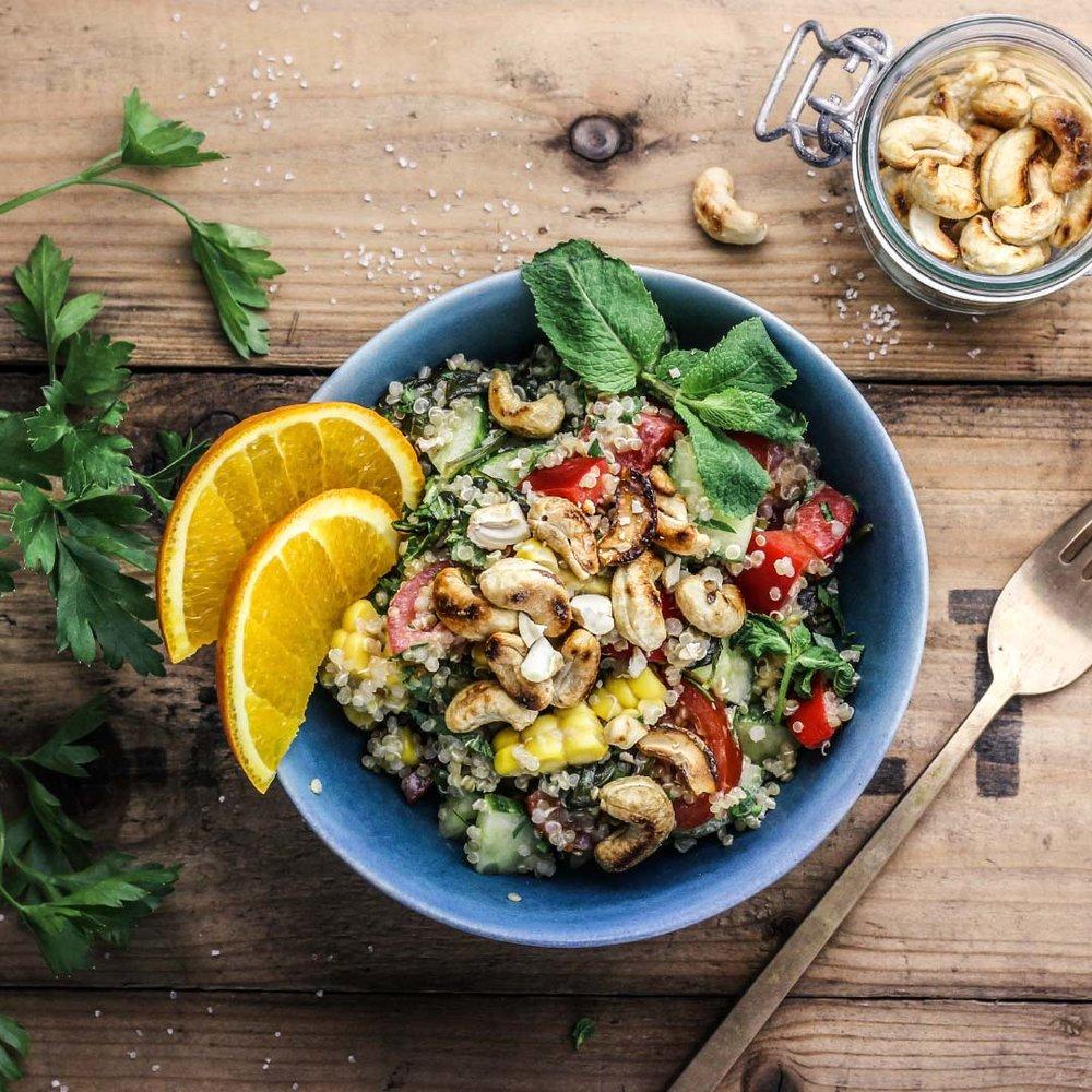 kptn cook - recipe development
