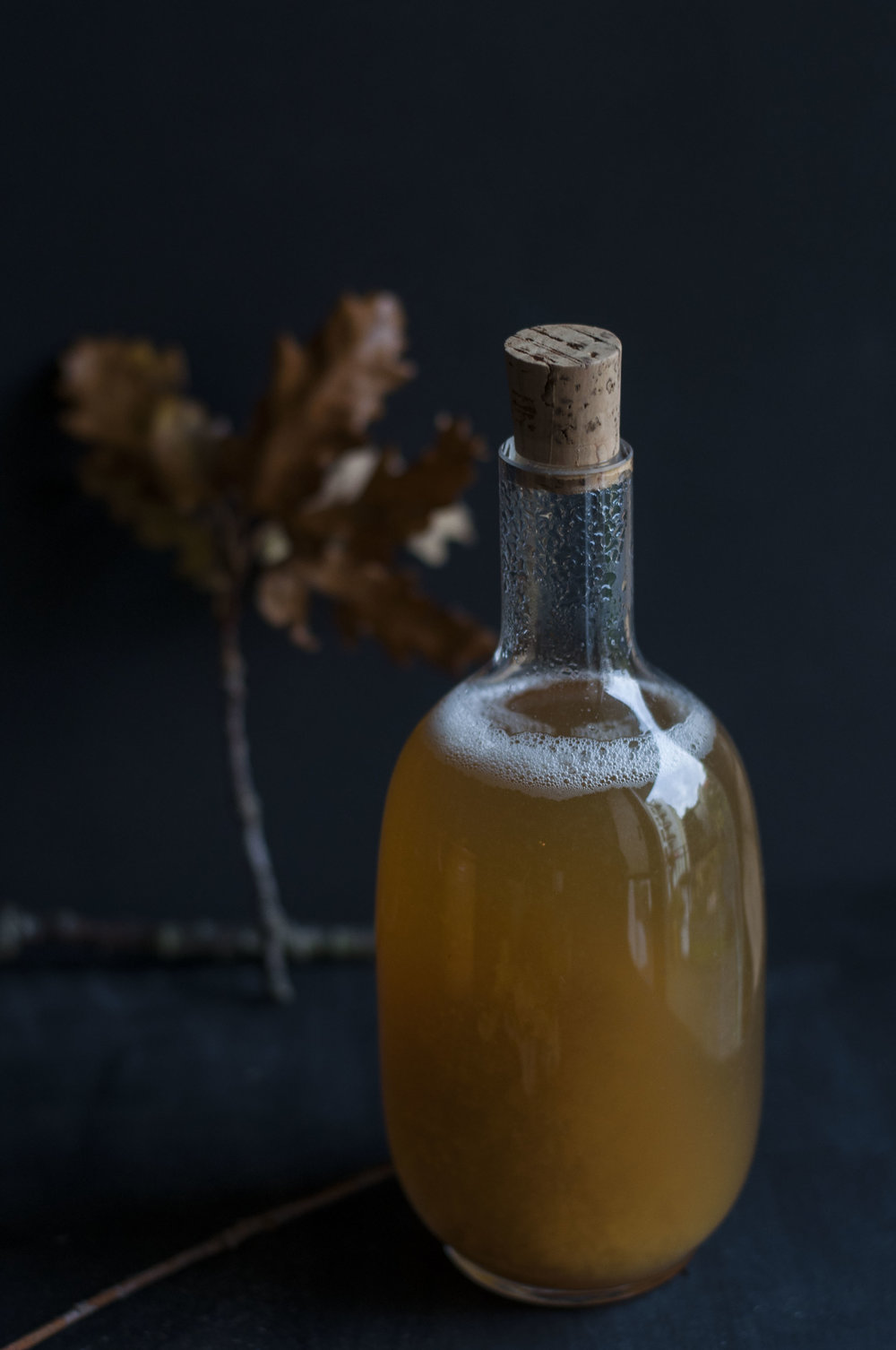 Ginger & Honey Syrup - Kitchen Hoopla