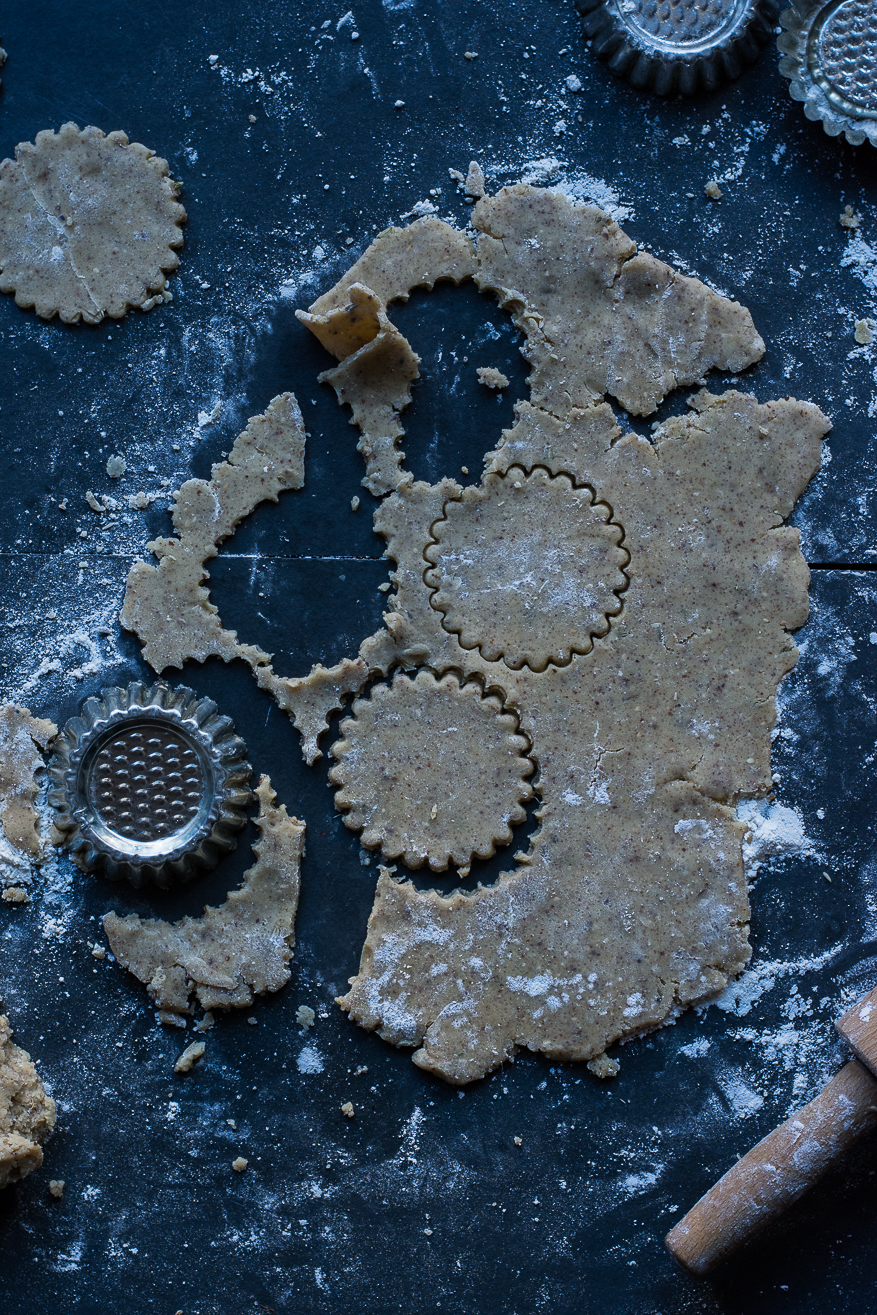 anise and fennel cookies - kitchen hoopla