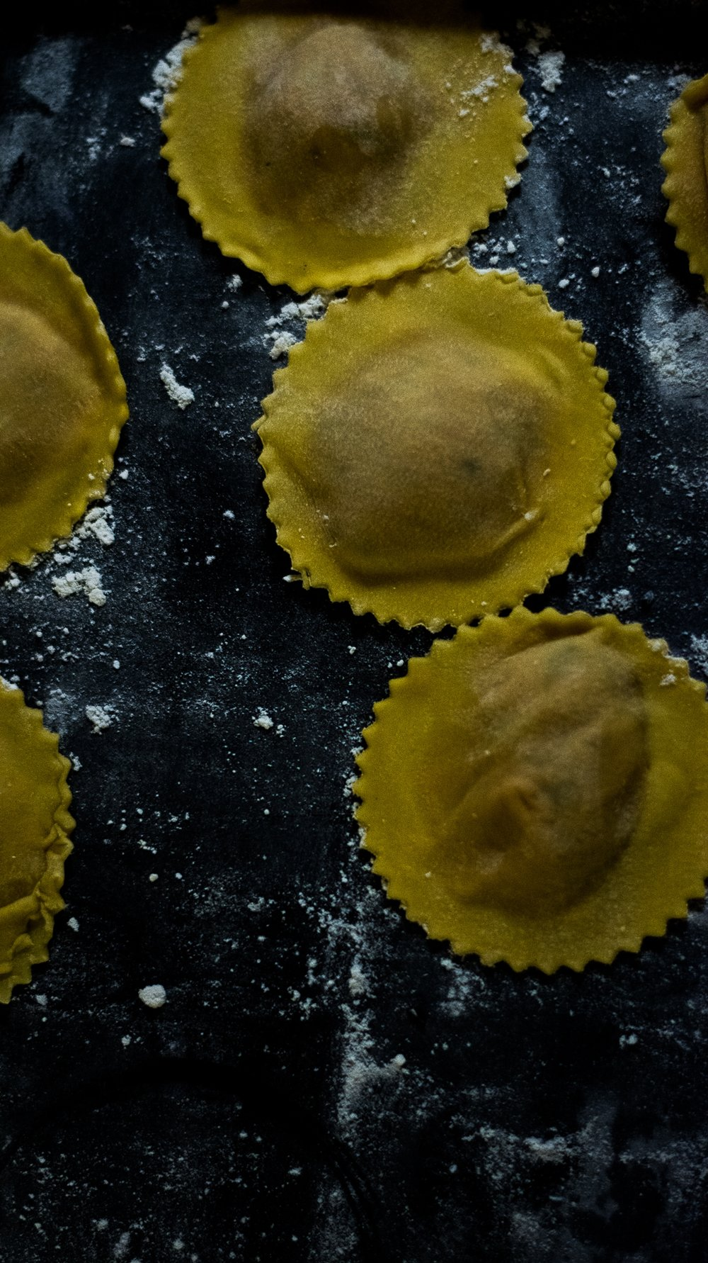 pumpkin and cheese ravioli - kitchen hoopla