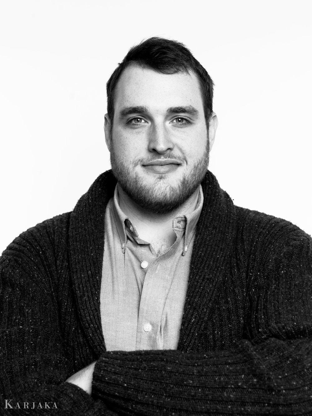 Jordan Stine, Writer, Designer