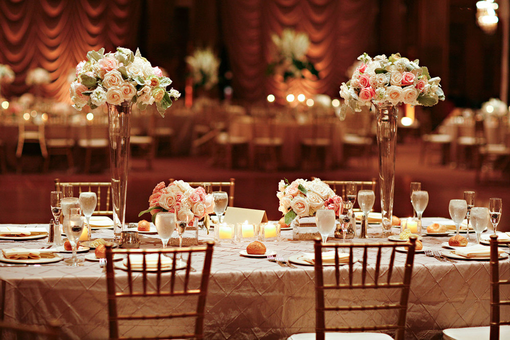 Art of Love Photography   |  Wedding Reception  | Crystal Tea Room, Philadelphia, PA