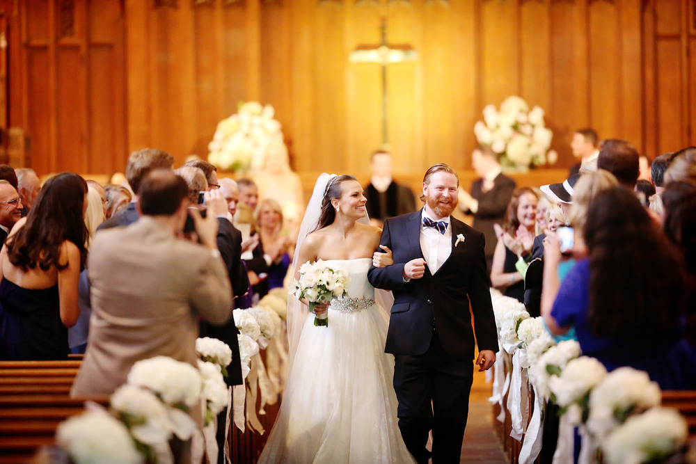 Alison Conklin Photography   |  Wedding Ceremony  |  Bryn Mawr Presbyterian Church
