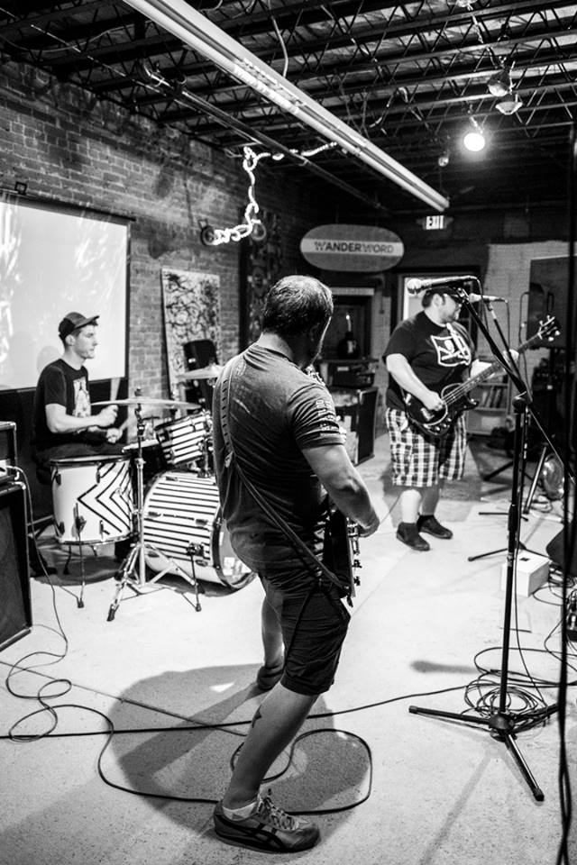 Be Aggressive! at The Loading Dock, 7/14/17 by Zachary Sar