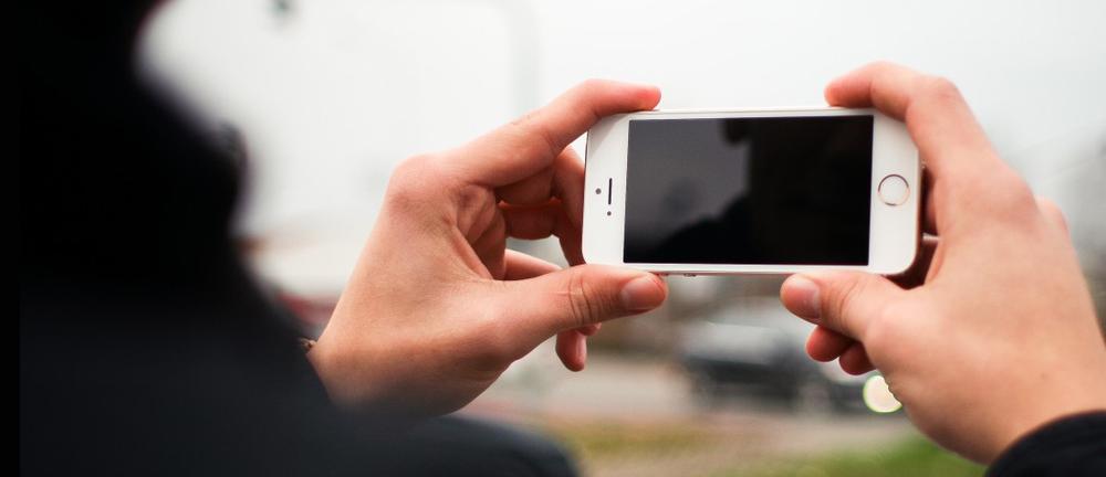Skyd selv din video med telefonen