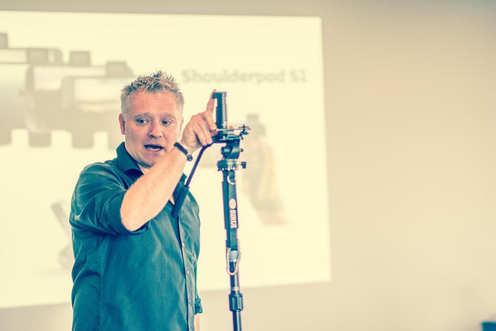 Thomas Martinsen, videokursus.com
